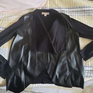Michael Kors, small, black, blazer, coat